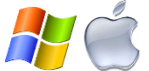 Compatible Windows and Mac